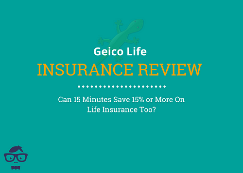Geico Life Insurance Review - Pros and Cons - Sample Term Rates