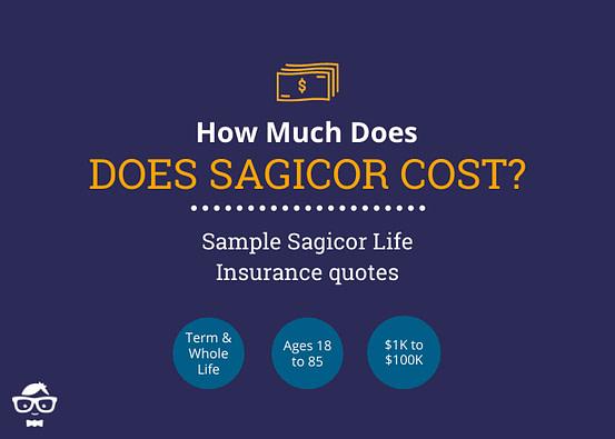 sagicor life insurance cost